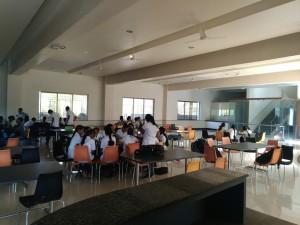 Vidya Pratishthan's Polytechnic College, Indapur, Canteen