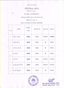 Fee Structure 20-21