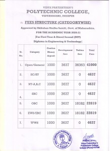 Fee Structure 20-21 Eng